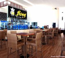 Ghế quầy bar giả mây tại Phan rang,Ninh Thuận