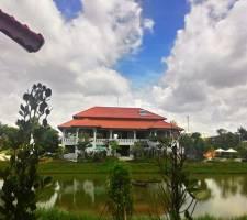 Nhà Hàng Pendula Garden tại Quận 2 Tp.HCM