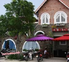 Cafe Lâu Đài Phố tại Bình Dương