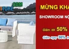 Thư mời dự lễ khai trương Showroom Minh Thy Furniture