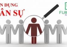 Thông Báo Tuyển Dụng: Nhân Viên Kinh Doanh / Kế Toán Giá Thành