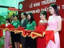 Khai Trương Showroom Nội Thất Mây Minh Thy tại Quận 1