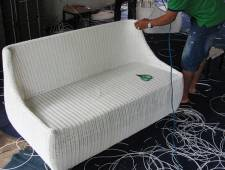 Hướng dẫn cách đan sofa mây nhựa cao cấp MT1A5