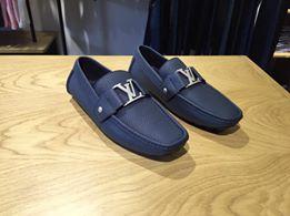 Giày nam Louis Vuitton nam hàng siêu cấp G60711