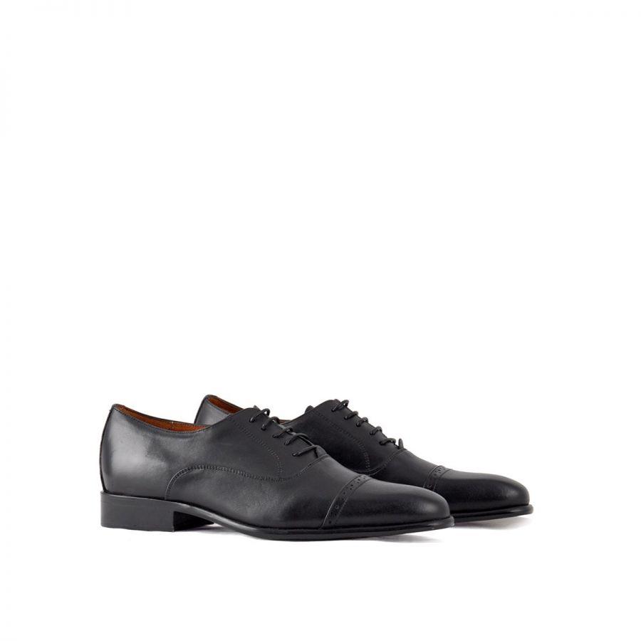 Giày Lace Up Black cực quyến rũ G61001