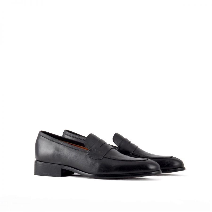 Giày Loafer Luris 1718 Black đẳng cấp cho các bạn nam