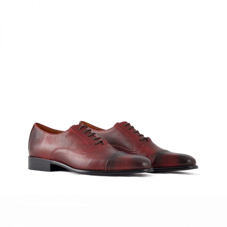 Giày nam Lace-up 1720 red đỉnh cao thương hiệu