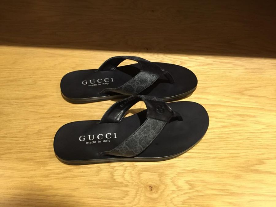 Dép Gucci Super Fake D18-02