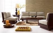 Ghế sofa gỗ 01