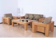 Sofa gỗ 06