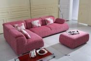 Sofa nỉ hiện đại 07