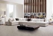 Sofa nỉ hiện đại 11
