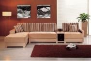 Sofa nỉ hiện đại 15