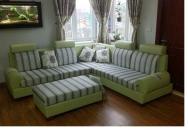 Sofa nỉ hiện đại 16