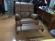 bọc ghế sofa da đơn