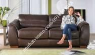 mẫu ghế sofa bọc da