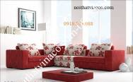 Bộ ghế sofa bọc vải