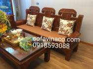 Đệm cho ghế sofa gỗ