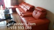 Bọc lại da ghế sofa đẹp