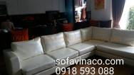 Bọc da ghế sofa tại hà nội