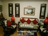 Làm đệm ghế sofa ở quận cầu giấy Hà Nội