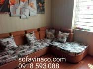 Bọc lại ghế sofa da tại Hoàng Quốc Việt
