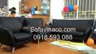 Bọc ghế sofa da nhà anh Minh – Yên Hòa – Cầu Giấy – Hà Nội