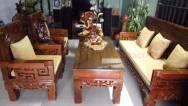 Làm đệm ghế hoa văn cổ điển tại Quảng Ninh