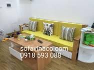 May vỏ đệm, shop vỏ đệm ghế gỗ chất lượng ở Hà Nội