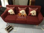 5+ mẫu ghế sofa đơn đẹp mê li tại Vinaco