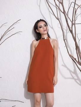 Đầm suông cao cấp thiết kế đơn giản trẻ trung #946