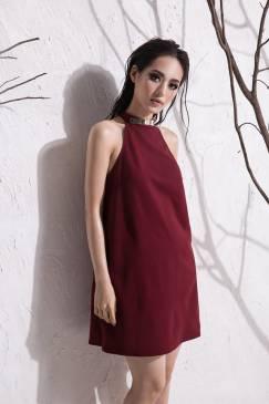 Đầm suông sang trọng quý phái thiết kế tuyệt đẹp #946