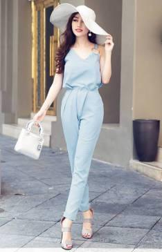 Set bộ quần áo đẹp thiết kế đơn giản, trẻ trung #965