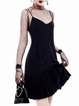 Đầm suông đẹp với phong cách trẻ trung, sành điệu #1207