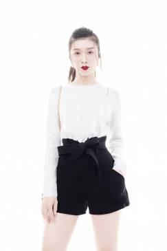 Bộ áo quần nữ đẹp thiết kế trẻ trung, năng động #1408