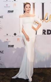 Đầm dạ hội đẹp thiết kế vai ngang như Lý Nhã Kỳ #1409