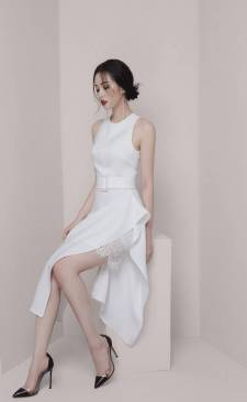 Đầm ôm body đẹp thiết kế tôn dáng tinh tế #1981