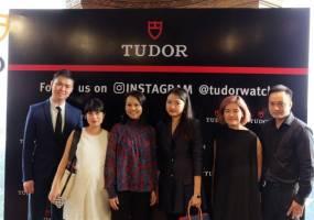 Hãng đồng hồ Tudor đầu tiên mắt BST tại TP. HCM