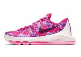 Nike KD 8 Aunt Pearl - giày bóng rổ và ý nghĩa hoàn hảo