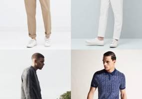 Xu hướng giày dép nam giới cho Hè năm 2016
