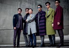 Khẳng định vị thế năng động nam giới Made in Asia
