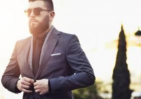 Cách phối màu kết hợp ăn mặc quần áo phái nam - Chơi đùa với monochromes