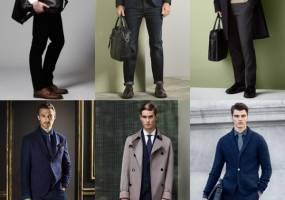 5 kiểu túi xách tay phái nam cực kỳ phong thái mùa Thu-Đông