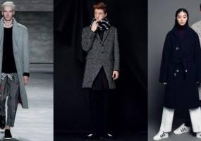 Xu thế thời trang và năng động phái mạnh Thu Đông 2015
