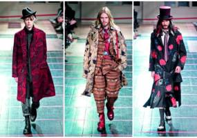 Một số nhà thiết kế thời trang avant-garde