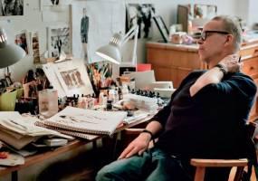 Kinh đô thời trang quốc tế qua ngòi bút của Richard Haines