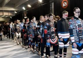 Xu thế thời trang Xuân Hè 2014 cho phái nam
