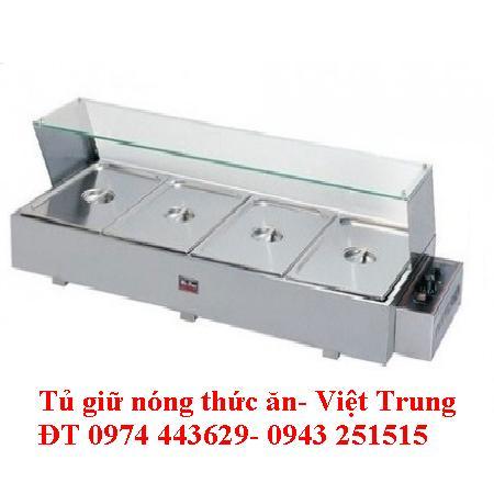 Tủ giữ nóng thức ăn WBT-4-B