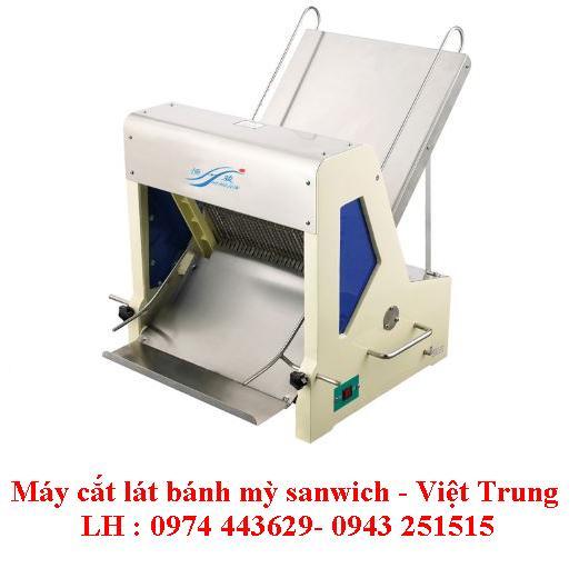 Máy cắt bánh mỳ sanwhich model  SX-39