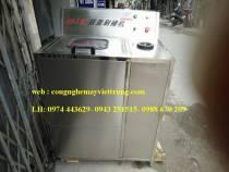 Máy rửa và nhổ nắp bình BG - 10